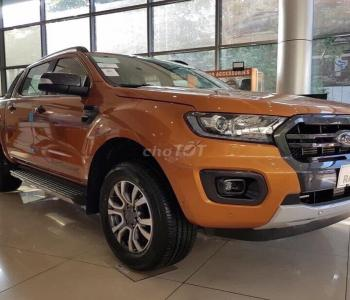 Ford Ranger wildtrack 4x4AT 2019 giảm 55tr